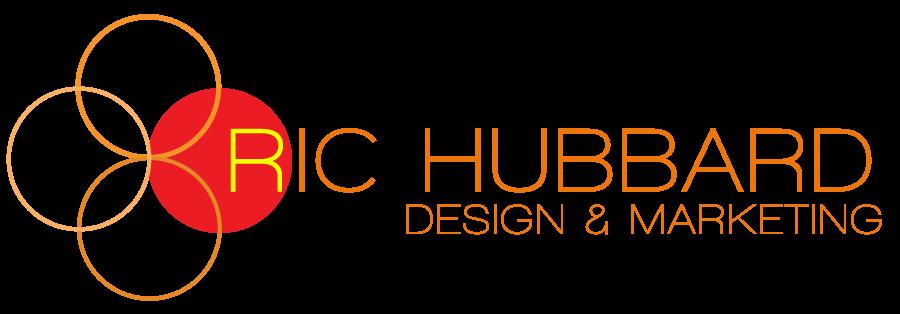 Ric Hubbard Design & Marketing Logo
